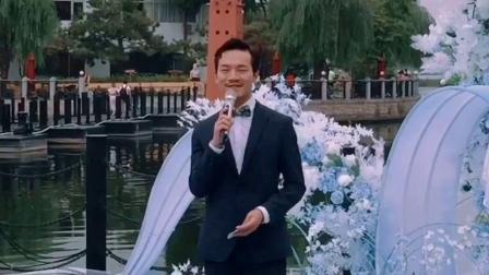 UMC文艺婚礼秀《幸福的背后》