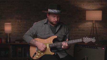 Fender Quilt Maple Top Stratocaster