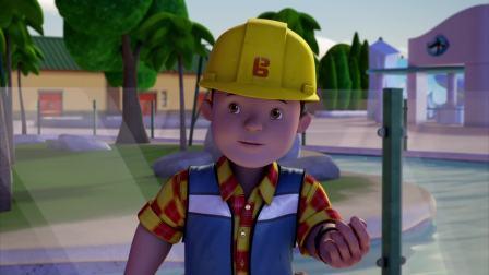 新巴布工程师 第一季 下 马克很害怕科摩多龙,他能执行好这个任务吗?