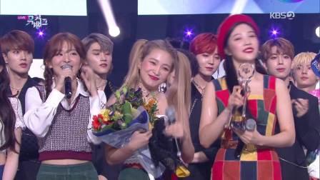 【瘦瘦717】Red Velvet音乐放送再次获一位安可 裴珠泫 姜涩琪....