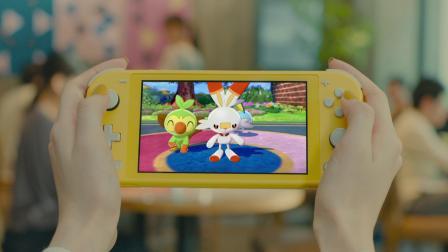 掌上专用Nintendo Switch Lite TVCM2