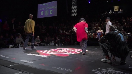 Yuski & Annasty vs Flea Rock & Shigekix  16强 World BBoy Classic World 决赛2019