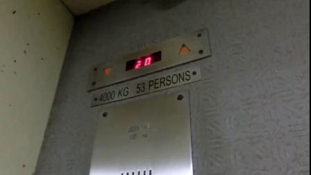 香港某大厦的迅达r