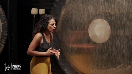Voice with Gongs at Memphis Gong Chamber