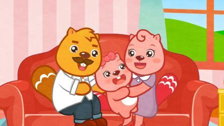 贝瓦儿歌第二季小宝宝礼貌歌