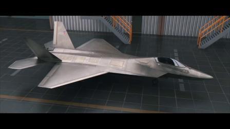 土耳其航空航天工业公司隐身战机宣传片