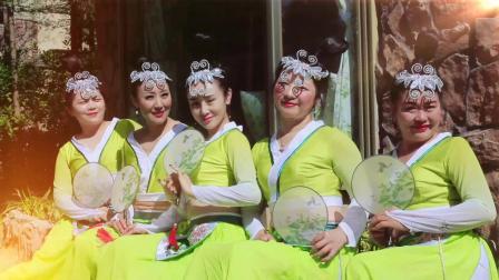 中山肚皮舞瑜伽JQ国际舞蹈集体古典舞