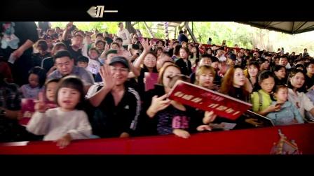 广州陪观众跨年,成龙许愿2020:国泰民安,所有观众支持中国电影