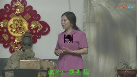 豫剧音配像《贞观家事》选段:自幼儿生长在昭阳正院