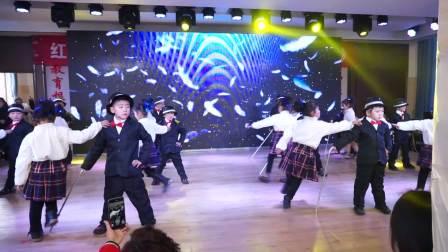 红太阳教育集团——红太阳双语幼儿园2020年庆元旦文艺汇演