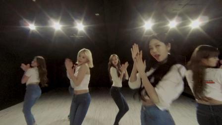 【瘦瘦717】韩国女团 MOMOLAND - Thumbs Up 舞蹈练习室版