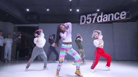 【D57舞蹈工作室】BADA编舞《DON'T START NOW》