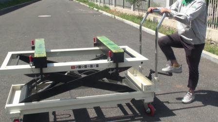 新能源汽车维修——纳思达电池拆卸举升车(手动)