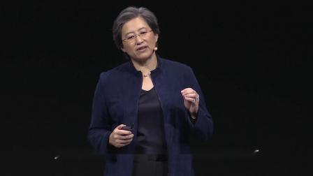 【中文字幕】AMD CES 2020—— 开启高性能计算新篇章!