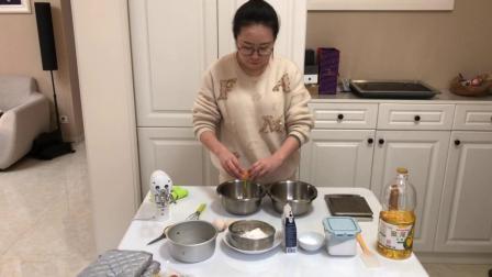 家庭戚风蛋糕制作教程