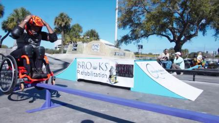 2020 ASF Adaptive Sports Jam- The Best in WCMX and Adaptive Skate!.mp4