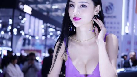 春怡 2019长沙车展随拍.mp4