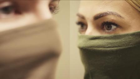 美海军陆战队因疫情要求佩戴面罩