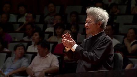 《我们的歌——杨鸿年与北京爱乐合唱团建团35周年音乐会》——第1集