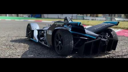 Tamiya TC-01 Formula E Gen2 遥控车