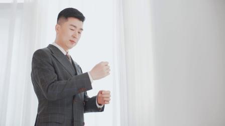逐梦智造出品:2020.5.23青岛国际高尔夫婚礼当日剪辑