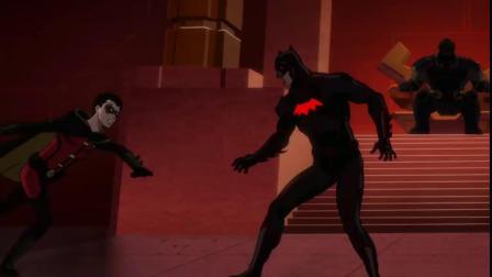 蝙蝠俠被控制