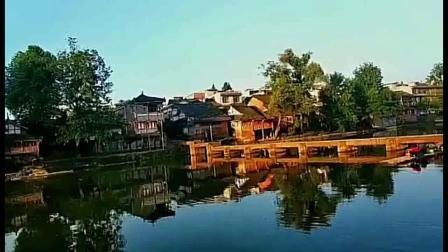 古镇:水韵夹关(成都邛崃市)
