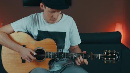 老外改编国语流行曲了!丹麦指弹吉他手Casper Esmann - 告白气球(周杰伦)