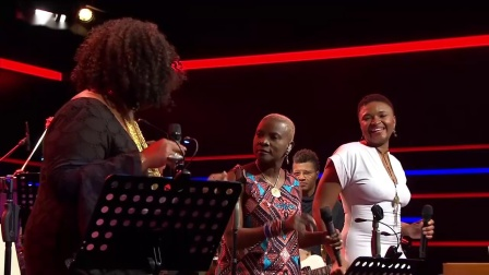 TL Carrington, Angelique Kidjo/Dianne Reeves/Lizz Wright - Sing The Truth, 2019