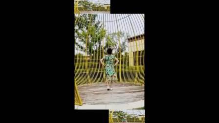 洋雪梅广场舞《幸福好生活生活好视频》