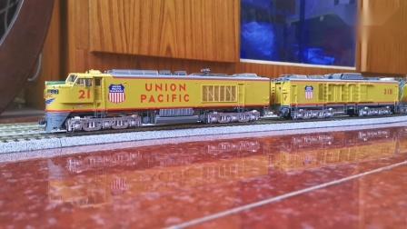 【铁道模型】火车模型小运转 大吹BIG BLOW 32轴金属大钳车 大都会