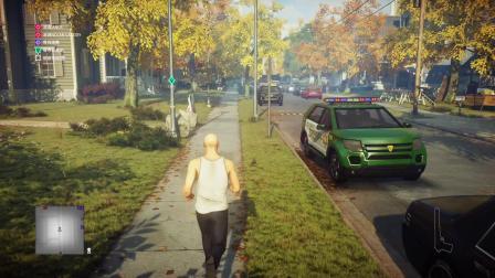 PS4中文杀手2美国维多顿小溪来生任务故事害虫灭杀禁烟区