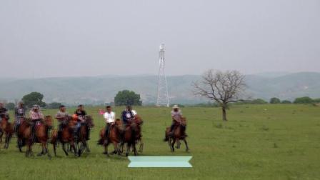 内蒙古多伦草原赛马