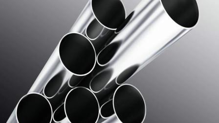 欧标316L不锈钢水管,永穗管业品牌内瓦片抛光食品卫生级双卡压管件连接式不锈钢饮用水管工厂