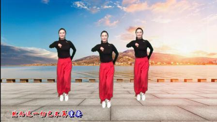 火爆网红JD舞曲64步摆胯舞
