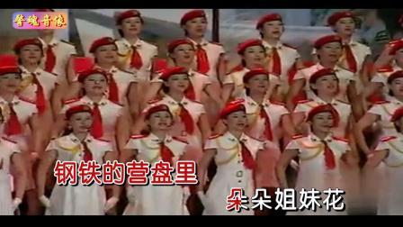 女兵谣_王红涛无和声伴奏:警魂