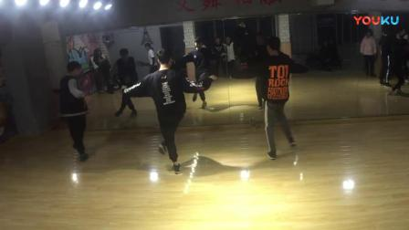 吾能舞街舞团--爵士舞《buttons》+breaking齐舞彩排--2018.02保靖吾能舞街舞工作室