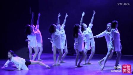 现代舞视频《Faded》成品舞完整版  单色舞蹈