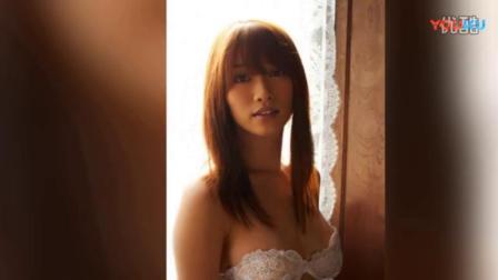 日本美模原干惠蕾丝缠身 凸显S曲线_高清