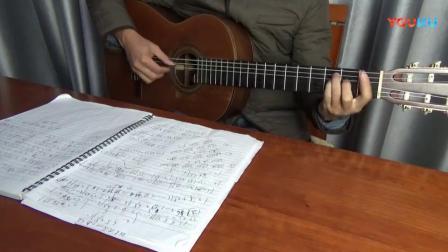 GuitarManH----《万水千山总是情》吉他独奏