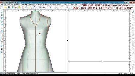 雅迅服装CAD、服装打版、服装制版、服装设计、服装排版软件系统演示