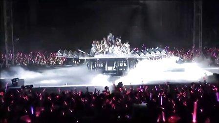 2011 少女时代亚洲二巡 花絮【中字】