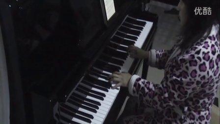 周杰伦《明明就》钢琴视奏版_tan8.com