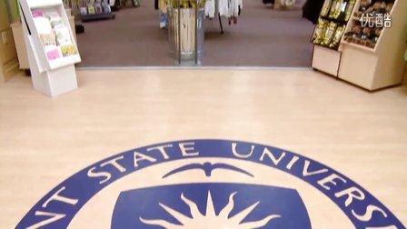 肯特州立大学Kent State University校园参观视频之学生生活