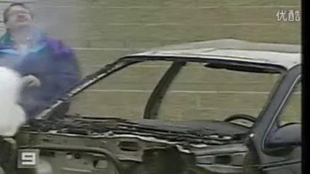 汽车风挡玻璃冲撞试验