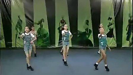 儿童舞蹈分解_健康歌_标清