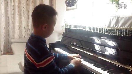 钢琴独奏:山丹丹开花红艳艳
