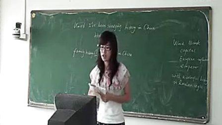 【英语试讲】中小学英语试讲视频(完整版15分钟)