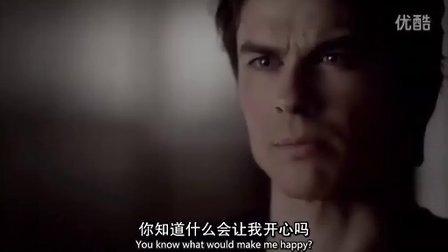 吸血鬼日记第四季8泪奔了