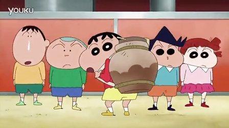 蜡笔小新2013年剧场版预告:超级美味;B级美食大逃亡!